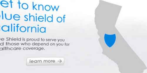 blue shield of cali
